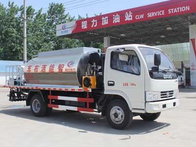 程力威牌CLW5072GLQ5型沥青洒布车