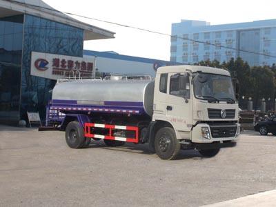 程力威牌CLW5180GSSE5型洒水车