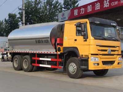 程力威牌CLW5252GLQZ5型沥青洒布车